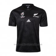 Camiseta Nueva Zelandia All Black Rugby RWC2019 Local