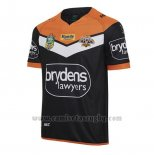 Camiseta Wests Tigers Rugby 2017 Local