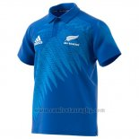 Camiseta Nueva Zelandia All Black Rugby RWC2019 Azul