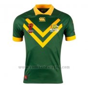 Camiseta Australia Kangaroos Rugby 2017 Local