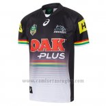 Camiseta Penrith Panthers Rugby 2016 Local