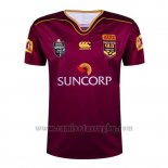 Camiseta Queensland Maroons Rugby 2016 Local