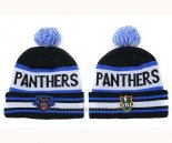 NRL Gorros Penrith Panthers Negro Blanco Azul Reale