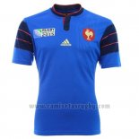 Camiseta Francia Rugby 2015 Local
