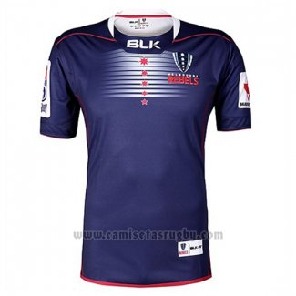 Camiseta Melbourne Rebels Rugby 2018 Local