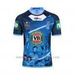 Camiseta NSW Blues Rugby 2017 Local