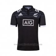 Camiseta Nueva Zelandia All Blacks 7s Rugby 2019 Local