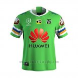 Camiseta Canberra Raiders Rugby 2019-2020 Local