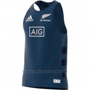 Tank Top Nueva Zelandia All Blacks Rugby 2019 Azul