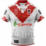 WH Camiseta St George Illawarra Dragons Rugby 2019 Conmemorative