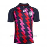 Camiseta Stade Francais Rugby 2016-17 Local