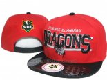 NRL Snapbacks Gorras Dragons