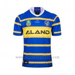 Camiseta Parramatta Eels Rugby 2018 Local