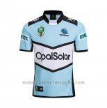 Camiseta Sharks Rugby 2018-19 Local