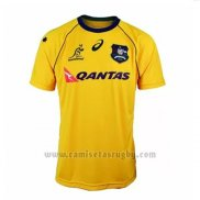 Camiseta Australia Wallabies Rugby 2018 Local