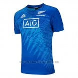 Camiseta Nueva Zelandia All Blacks Rugby RWC2019 Entrenamiento