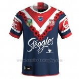 Camiseta Sydney Roosters Rugby 2018-19 Conmemorative