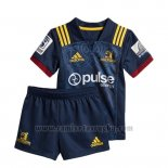 Camiseta Ninos Kit Highlanders Rugby 2018 Local