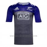 Camiseta Nueva Zelandia All Blacks Rugby 2016 Entrenamiento