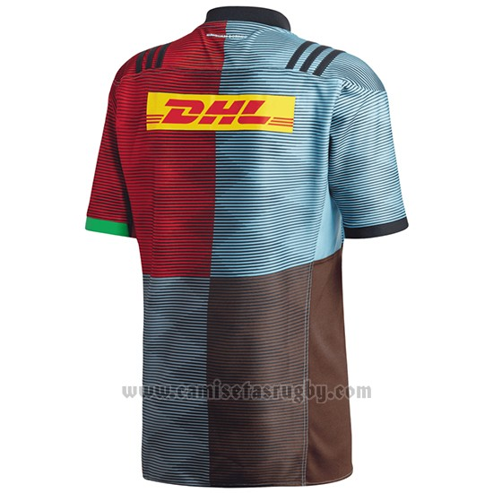 Camiseta Harlequins Rugby 2018-2019 Local