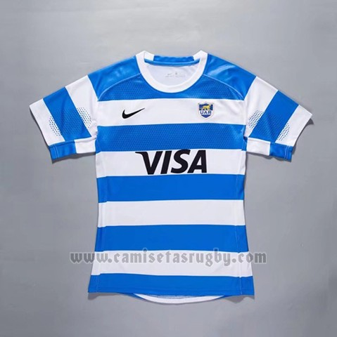 Camiseta Argentina Rugby 2017 Local