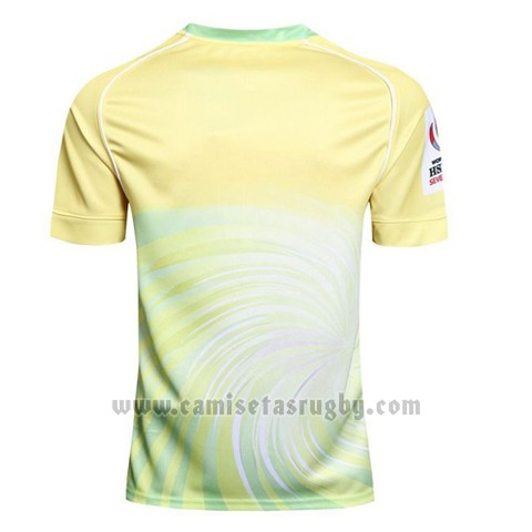Camiseta Australia Rugby 2017 Local