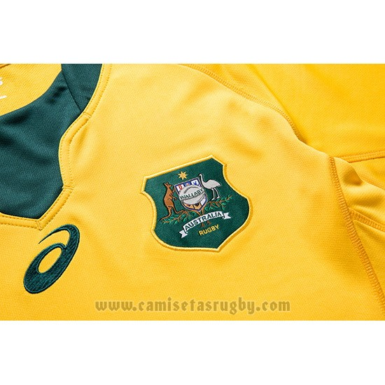 Camiseta Australia Rugby RWC2019 Local