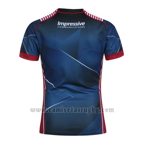 Camiseta Malasia Rugby 2016 Local