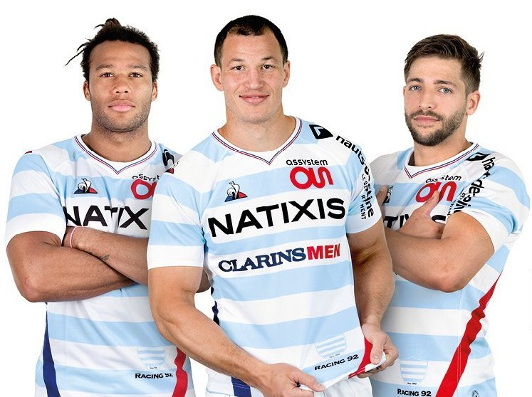 Racing 92 Rugby Top 14 2018-19