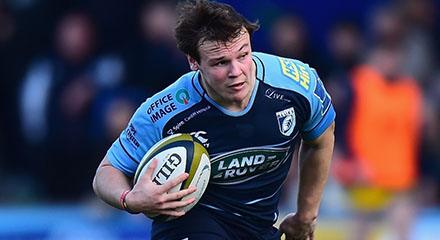 camisetas rugby Cardiff Blues 2019